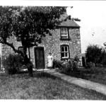 Celyn Villa as it was in 1940